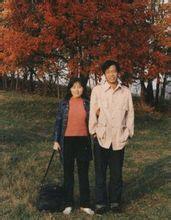 王小波和妻子李银河